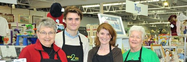 Grand Rapids Thrift Shop Volunteers