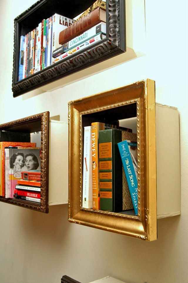picture frame shelves 1