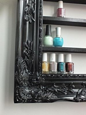 picture-frame-shelves