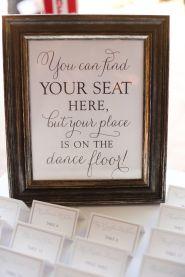 wedding frame idea