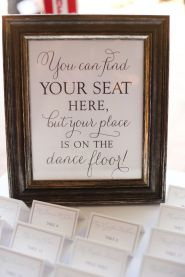 wedding frame idea