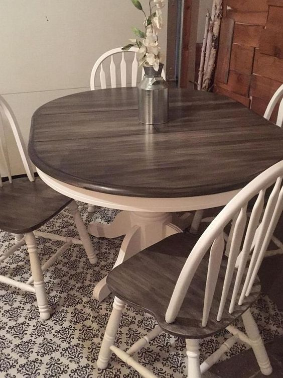 Kitchen Table Makeover | New 2 You Upscale Retail Shop